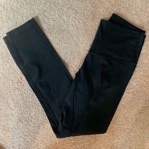 lululemon athletica Pants - highwaisted wunderunder 7/8 leggings
